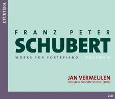 VERMEULENJ - WORKS FOR FORTEPIANO VOL 6 [CD]