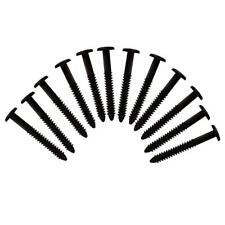 Window Shutters Panel Peg Loks 3 inch One Bag of 12 Loks (Black) New