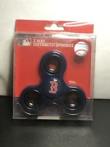 Boston Red Sox Three Way Fidget Spinner MLB New Spinners - IN STOCK