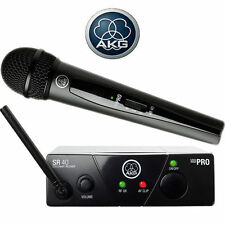 AKG WMS40 MINI HT Hand held Wireless Vocal Mic set FREQ B
