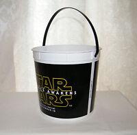 Disney Star Wars 7 - The Force Awakens Movie Theater Popcorn Bucket - Clean