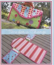 PATTERN - Time for a Change - nappy change clutch PATTERN - Sew Little