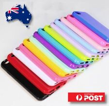 Candy Soft Gel TPU Silicon Glossy Phone Case for Apple iPhone 5c Back Cover