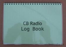 Compact CB Radio Log Book - Laminated Covers
