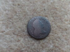 Rare  Old Collection France  KiNG  Louis XV Coin 1720 - 26mm