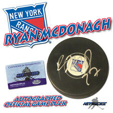 Steiner Sports New York Rangers NHL Autographed Hockey Pucks for ... dfe7e426a