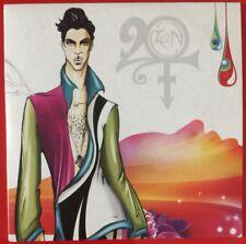 PRINCE 2010 CD 20TEN NPG RECORDS UK GIVEAWAY