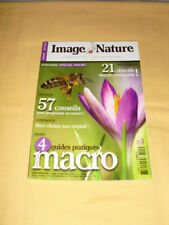 "Image & Nature Hors-série N°03 avril 2008 ""spécial macro"""