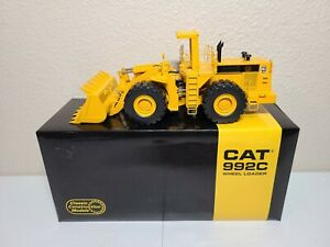 Caterpillar Cat 992C Wheel Loader - CCM 1:48 Scale Diecast Model