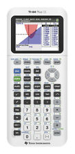 TEXAS INSTRUMENTS TI-84 PLUS CE COLOR GRAPHING CALCULATOR (Brand New) WHITE