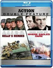 Kellys Heroes Where Eagles Dare Blu-ray US IMPORT