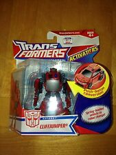 Transformers Animated Activators Cliffjumper Rare G1 Classics Deco Hard To Find