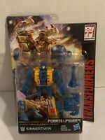 SINNERTWIN Transformers Power of the Primes Deluxe Class Action Figure 2017