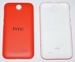 Original htc desire 310 D310n Battery Cover Backcover Orange