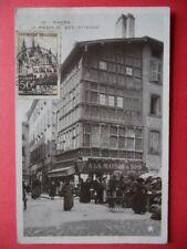 MACON  :  La Maison de Bois.....VO.1908.