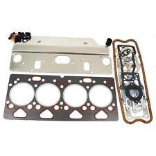 JCB / PERKINS T4.236 TURBO HEAD GASKET SET  U5LT0046  3637361M91  4CX 410M 520S
