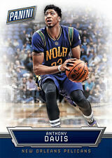 ANTHONY DAVIS #18 PELICANS Panini 2016 National Convention (Silver packs card)