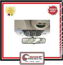AutoMeter Triple Overhead Console Gauge Pod Fits RAM 03-08/SUPER DUTY 99-04