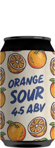 Hope Brewery Orange Sour 4.5 375mL Case of 24 Craft Beer