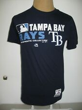 TAMPA BAY RAYS T SHIRT MEDIUM ADULT MEN'S