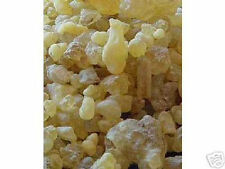 Frankincense 1/2 pound natural golden resin with 10 charcoal discs for cooking