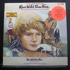 David Whitaker - Run Wild, Run Free (Original Soundtrack) LP VG+ SD 5003 Record