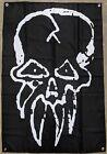 Rancid Life Won't Wait Textile Hanging Poster 30x45 Inches Punk Rock Band