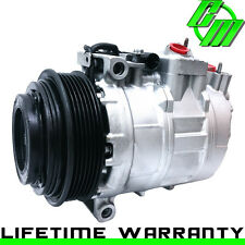 A/C Compressor Fits Mercedes Benz, Chrysler, Dodge Models OEM Lifetime Warranty