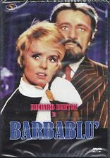 Dvd Video **BARBABLU'** con Richard Burton Raquel Welch Virna Lisi nuovo 1972