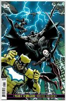 Batman And The Outsiders #7 Burnham Variant Cvr (DC, 2020) NM