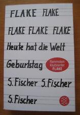Flake Chr. Lorenz Rammstein Signiert Original Unterschrift Signatur Autogramm