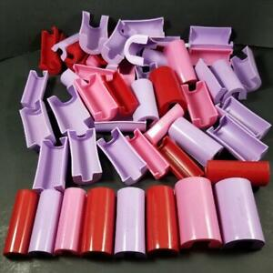 Richard Caruso Molecular Hairsetter Hair Steam Rollers OUTER CLIPS ONLY Lot Curl