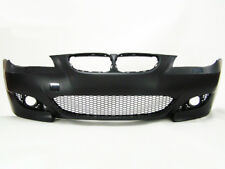 BMW 5 Series E60 04-10 M5 Style Front Bumper FOG Type w/o PDC