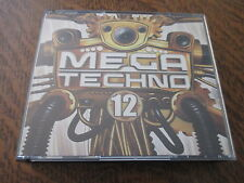 coffret 4 cd mega techno 12