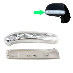 1X Car Right Side Rearview Mirror Turn Signal Lamp For Chevrolet Captiva 2008-17