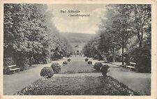 AK Bad Altheide Charlottensprudel Schlesien Postkarte vor 1945