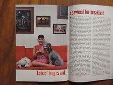 Jan 19-1963 TV Guide(MIYOSHI  UMEKI/FRED GWYNNE/JOE E ROSS/FRANK FAYLEN/TONY DOW