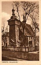 AK*  Tarnow - Marienkirche (AB)70149
