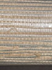 Natural Grasscloth Wallpaper / Double Roll