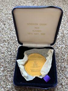 Norwich Union Rac Classic 1989 Token