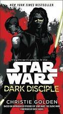 Star Wars: Dark Disciple by Christie Golden (Paperback / softback, 2016)