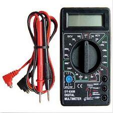 POLIMETRO DIGITAL PANTALLA LCD POCKET DT830D TESTEADOR PINZAS Incl. AC DC