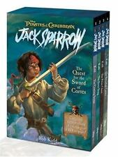 Jack Sparrow Chapter Book: The Quest for the Sword of Cortes Set by Rob Kidd (2…