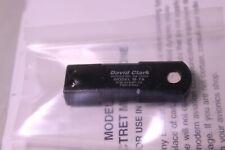 (9357)David Clark M-7A Electret Microphone PN:9168P