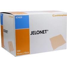 JELONET Paraffingaze 10x10cm steril 100St Wundgaze PZN 2782449