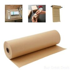 Kraft Paper Roll Sheet Packaging Packing Shipping Mailing Wrapping 1800x30in