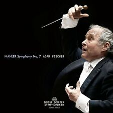 Adam Fischer - Mahler Symphony No 7 [CD]