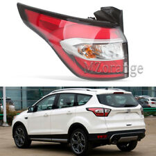 Left Outer Tail Light Brake Rear Lamp For Ford Escape Kuga 2017 2018 2019 W/Blub