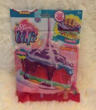 NEW ORB Slimi Cafe Squishy Cheesecake Slice