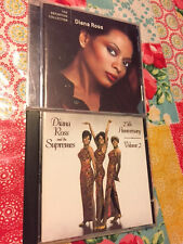 DIANA ROSS The Definitive Collection CD BRAND NEW and SEALED + BONUS Supremes !!